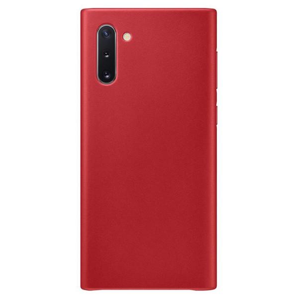 Husa Slim Premium X-level Thin Membrane Compatibila cu Samsung Note 10, Rosu imagine itelmobile.ro 2021