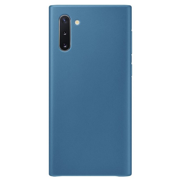 Husa Slim Premium X-level Thin Membrane Compatibila cu Samsung Note 10, Albastru imagine itelmobile.ro 2021