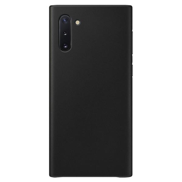 Husa Slim Premium X-level Thin Membrane Compatibila cu Samsung Note 10, Negru imagine itelmobile.ro 2021