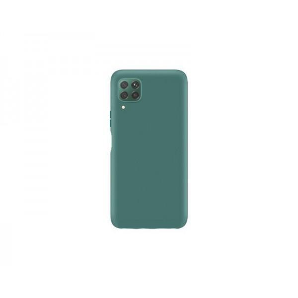 Husa Slim Premium X-level Thin Membrane Compatibila cu Huawei P40 Lite, Verde imagine itelmobile.ro 2021