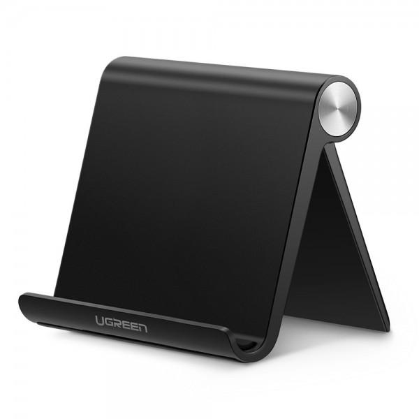 Suport Birou Ugreen Compatibil Cu Telefoane si Tablete, Negru - LP115 imagine itelmobile.ro 2021