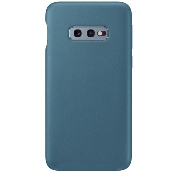 Husa Slim Premium X-level Thin Membrane Compatibila cu Samsung Galaxy S10e, Albastru imagine itelmobile.ro 2021