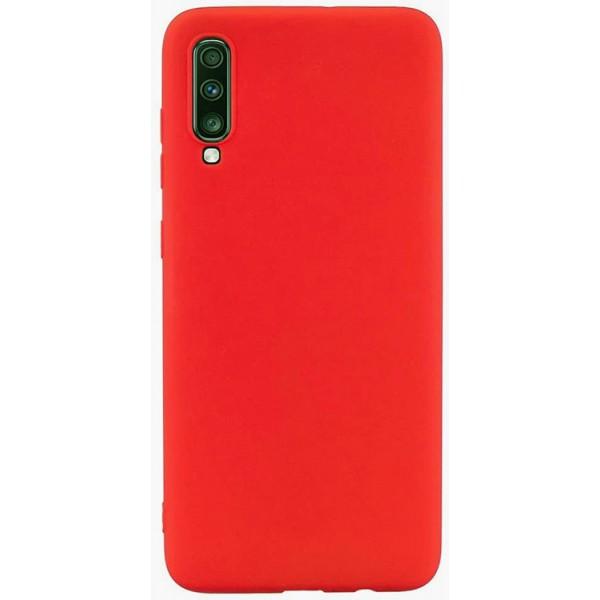 Husa Slim Premium X-level Thin Membrane Compatibila cu Samsung Galaxy A70, Rosu imagine itelmobile.ro 2021