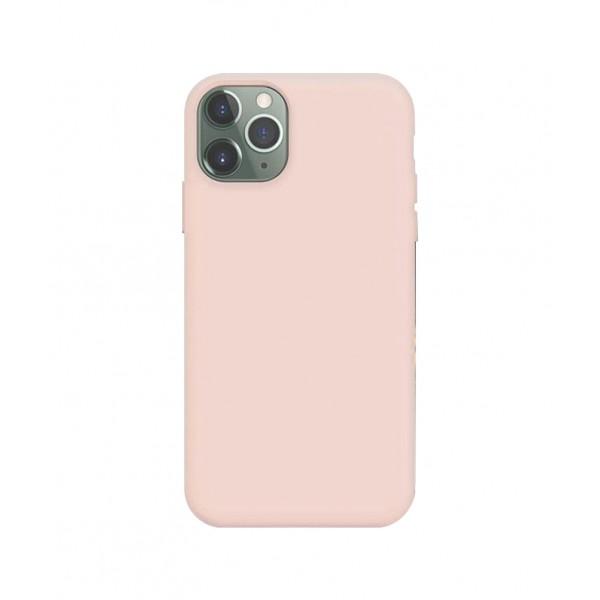 Husa Slim Premium X-level Thin Membrane Compatibila cu IPhone 11 Pro, Roz imagine itelmobile.ro 2021