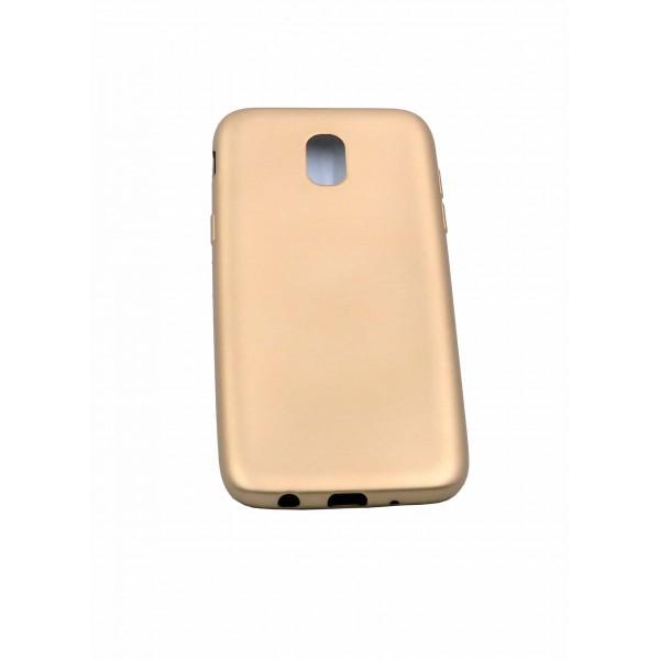 Husa Soft Silicon Upzz Samsung J7 2017 730 Gold imagine itelmobile.ro 2021