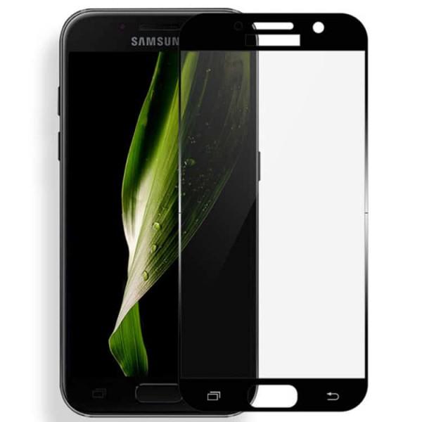 Folie Sticla Full Cover Upzz Samsung A7 2017 Negru imagine itelmobile.ro 2021