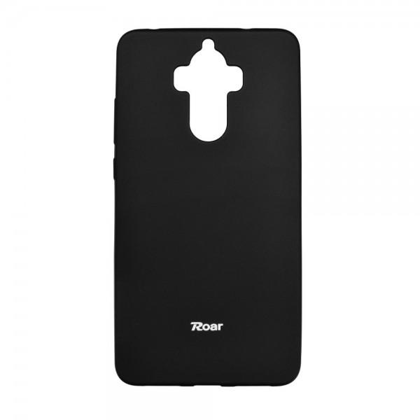 Husa Spate Roar Jelly Case Huawei Mate 9 Negru imagine itelmobile.ro 2021