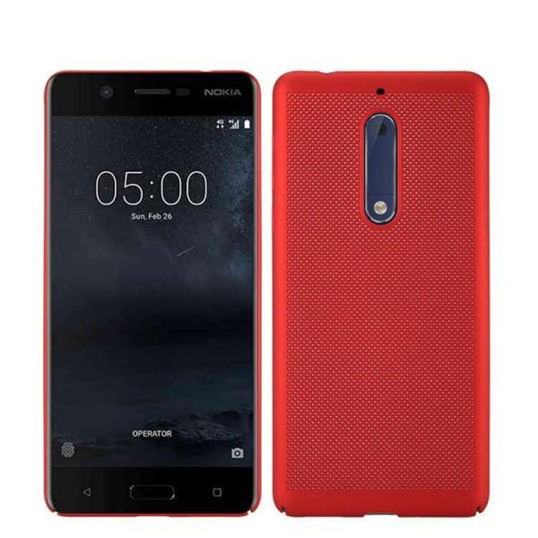 Husa Upzz Slim Air-up Nokia 5 Rosu imagine itelmobile.ro 2021