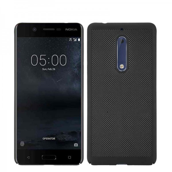Husa Upzz Slim Air-up Nokia 3 Negru imagine itelmobile.ro 2021