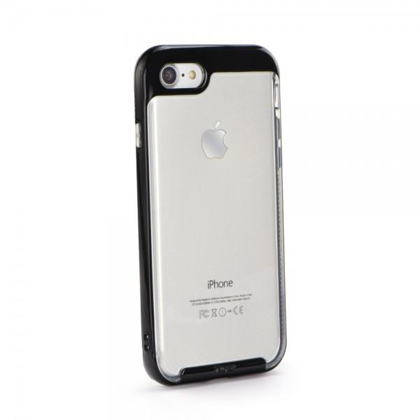 Husa Spate Anti-shoc Roar Vibe iPhone 7 Plus / 8 Plus Negru imagine itelmobile.ro 2021