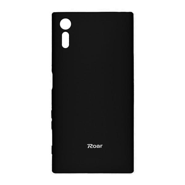 Husa Spate Roar Jelly Case Sony Xperia Xz Negru imagine itelmobile.ro 2021