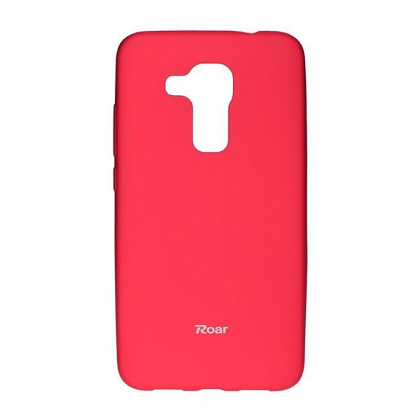 Husa Spate Roar Jelly Case Huawei Nova Plus Rosu imagine itelmobile.ro 2021