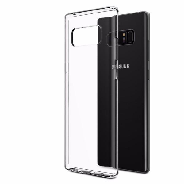 Husa Slim Upzz Samsung Note 8 Transparenta imagine itelmobile.ro 2021